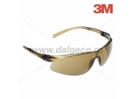 Ochelari de protectie lentila maronie TORA