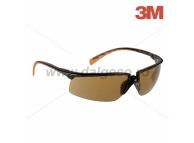 Ochelari de protectie lentila bronz SOLUS
