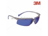 Ochelari de protectie lentila albastra SOLUS