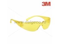 Ochelari de protectie lentila galbena VIRTUA