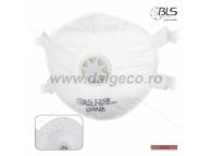 Semimasca cu elastic ajustabil FFP3 BLS