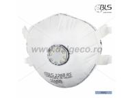 Semimasca cu elastic ajustabil FFP2 BLS