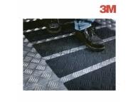 Benzi antialunecare autoadezive 3M SAFETY-WALK galbene