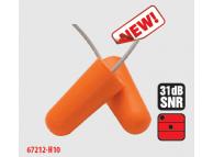 Antifoane interne cu snur JACKSON SAFETY* H10