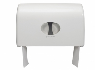 Dozator pentru hartie igienica AQUARIUS - role mici
