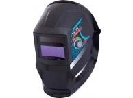 Masca de protectie cu prindere pe cap si geam optoelectronic pentru sudura LION KING