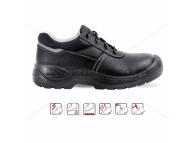 Pantofi de protectie cu bombeu metalic WORKTEC S1 2005 S1-38