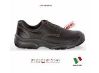 Pantofi de protectie cu bombeu metalic SAFARI S1 4400-36
