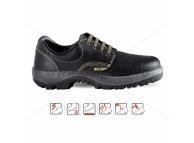 Pantofi de protectie cu bombeu metalic BARI S1 2400 S1-35