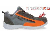 Pantofi de protectie cu bombeu compozit si lamela antiperforatie NM, EAGLE S1P 2115-37