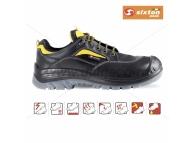 Pantofi de protectie cu bombeu compozit BLACK LAND S3 2561 S3-44
