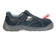 Sandale de protectie cu bombeu compozit  NEW AZURE S1 2010CN-36