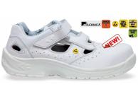 Pantofi de protectie ESD cu bombeu non-metalic, SERVIUS S1 SERVIUS-37