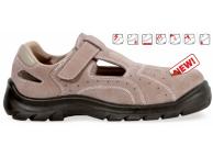 Sandale de protectie cu bombeu metalic si lamela antiperforatie CAIRO S1P 2013-36
