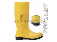 Cizme de protectie S5 EUROFORT 2497-G-37