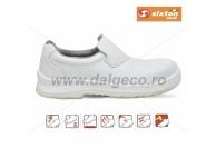 Pantofi de protectie alb cu bombeu compozit VENEZIA S2 2224 S2-46