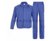 Costum salopeta standard BENI BLUE 9080AE-XS
