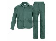 Costum salopeta standard BENI GREEN 9080V-46