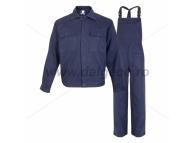 Costum salopeta cu pieptar MEX 9081BL-L