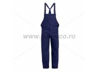 Pantaloni cu pieptar bleumarin TED 90811B-42