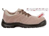 Pantofi de protectie cu bombeu metalic si lamela antiperforatie DAKAR S1P 2014-46