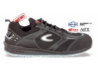 Pantofi de protectie cu bombeu aluminiu si lamela antiperforatie NM, PETRI S1P PETRI-36