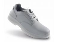 Pantofi de protectie alb cu bombeu compozit BIELLA S2 2225-35