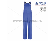 Pantaloni cu pieptar pentru sudori WELDING BIB C7001100-42
