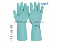 Manusi de protectie antichimica SOL-VEX 37-675-10