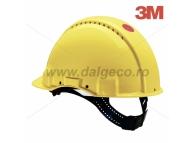 Casca de protectie UVICATOR G3000 G3000-Alba
