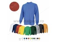 Tricou de iarna cu maneca lunga CLASIC WINTER 90607-GR-L