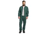 Costum salopeta Jarda BE-01-001 verde 0312004210062