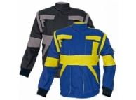 Jacheta 2in1 MAX 0301021044046 albastru/galben