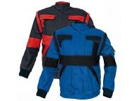 Jacheta 2in1 MAX 0301021065044 negru/rosu