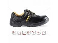 Pantofi de protectie cu bombeu metalic HUBEI S1P 2112 S1-P-36 SALE