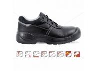 Pantofi de protectie cu bombeu metalic si lamela antiperforatie, WORKTEC S3 2007 S3-45 XXX
