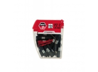 Set 25 biti  PZ2 25mm SHOCKWAVE Milwaukee