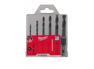 Set 6 Burghie 3-8mm Shockwave Impact Duty™ HSS-G 4932352454