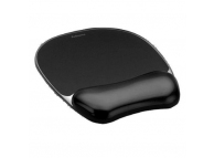 Suport ergonomic mouse pad cu suport gel, Crystals, Fellowes