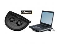 """Suport pentru laptop max 15"""",, cu 2 ventilatoare, Fellowes [Z]"""
