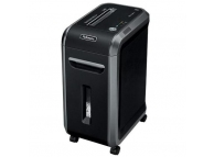 Distrugator documente-taiere in fasii 90S - 18coli+CD - fasie 5.8mm 34l  uz profesional - max. 5 utilizatori S2  Fellowes [A]