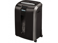 Distrugator documente-taiere in particule 73Ci - 12coli+CD - cross cut 4x38mm  23l  uz frecvent - max. 3 utilizatori  S4 Fellowes [A]
