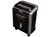 Distrugator documente-taiere in particule 79Ci - 16coli+CD - cross cut 4x38mm  23l  uz frecvent - max. 3 utilizatori  S4  Fellowes [A]