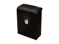 Distrugator documente-taiere in particule H-6C - 6coli- cross cut 4x35mm 11l uz moderat 1utilizator Fellowes [A]