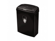 Distrugator documente-taiere in particule H-8C - 8coli- cross cut 4x35mm 15l uz moderat 1utilizator S4 Fellowes [A]