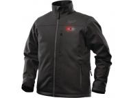 Jacheta premium cu incalzire M12 HJ BL3-0 Neagra