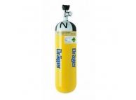 Butelie de aer pentru aparate de respirat Drager - Butelie metalica DRAGER 3355002
