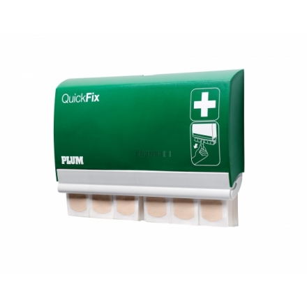 Dispenser plasturi mixt, impermeabili/elastici - 45/45 buc
