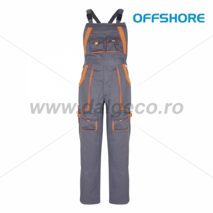 Pantaloni cu pieptar SAMOA 90851-42