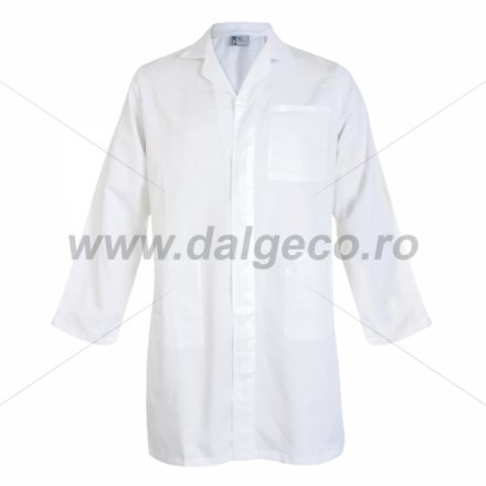 Halat alb HARRY WHITE 90920-L